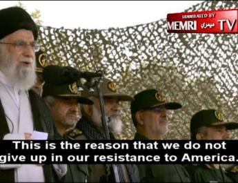 ifmat - Supreme leader says will never give up resistance against America and Israel destruction