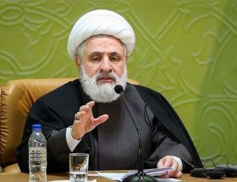 ifmat - Hezbollah deputy chief describes Iran as head of resistance axis