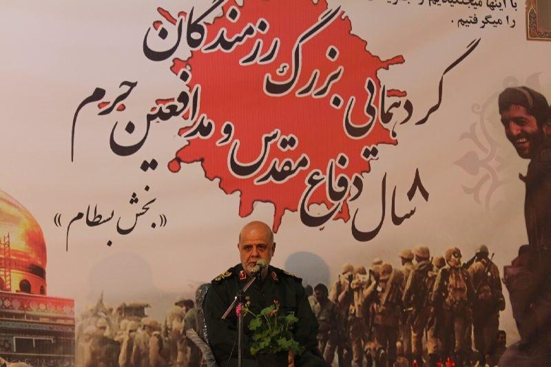 ifmat - IRGC Brigadier Iraj Masjedi suppresses popular uprising in the guise of Iranian Ambassador4