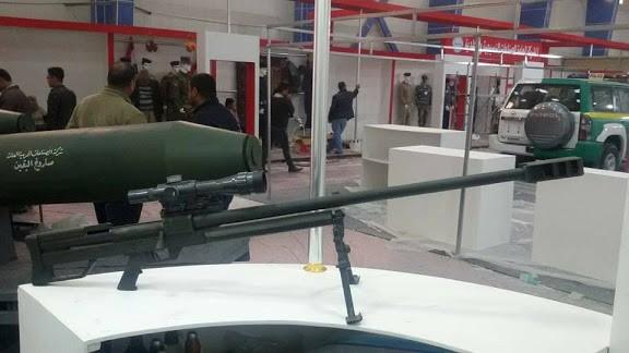 ifmat - Iran and allied Iraqi PMF at IQDEX2017 6
