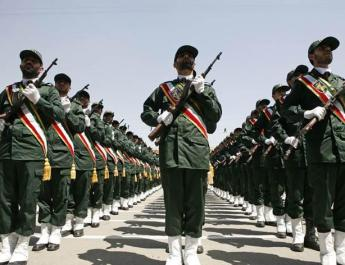 ifmat - Iran mobilises half a million paramilitary Basij
