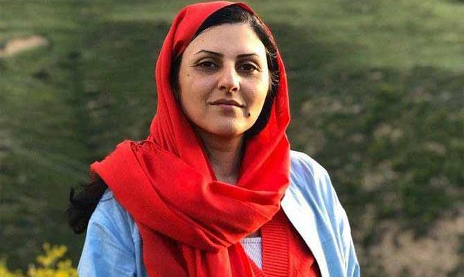 ifmat - Iran regime arrest civil rights activist Golrokh Ebrahimi Iraee