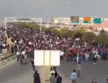 ifmat - Iran uprising continues into 5th day