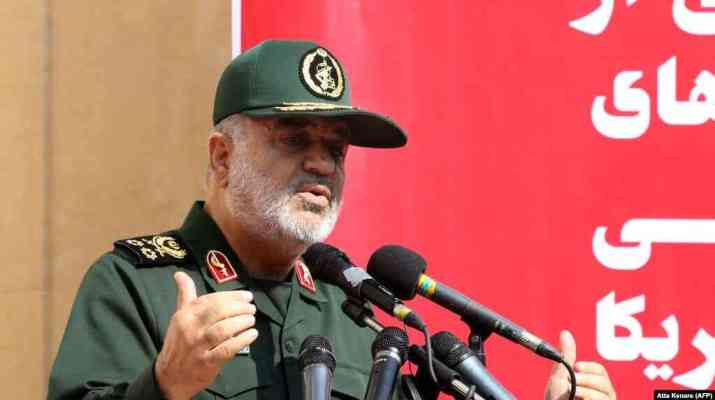 ifmat - Iranian Guards Commanders boast of their capabilities against the enemy