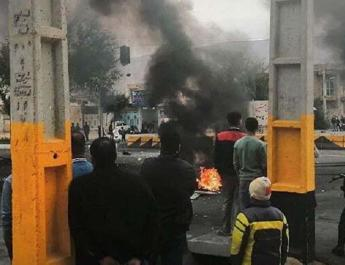ifmat - Iranian authorities concerned over resurgence of protests