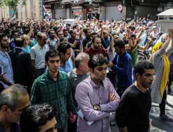 ifmat - Iranian regime has no solutions just repression