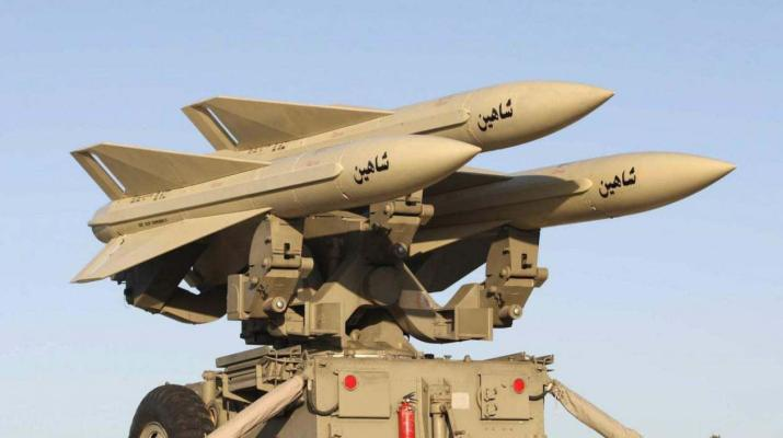 ifmat - New intelligence report show that Iranian missile are serious business