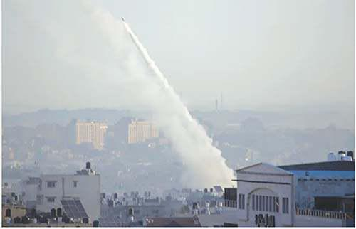 ifmat - Pompeo says Iran behind Islamic Jihad rocket attacks against Israel