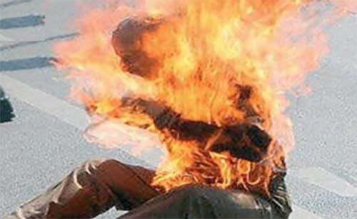 ifmat - Poverty and oppression are driving Iranians to set themselves on fire