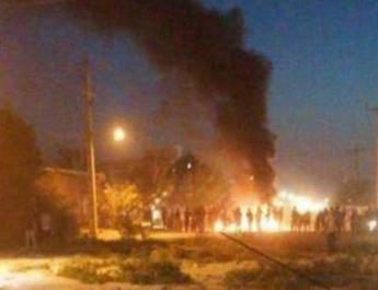 ifmat - Protest erupt in Iran after an ethnic Arab poet dies in hospital