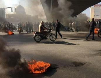 ifmat - Protests will leave Iran regime weaker