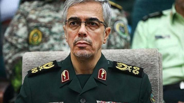 ifmat - Top general says Iran is number one missile power
