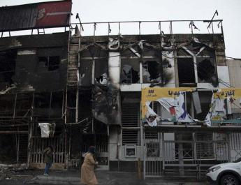 ifmat - Watchdog says Iran covering up protest clampdown