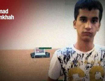 ifmat - 15 years old kid killed by the authorities in Iran