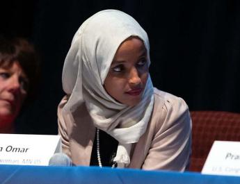 ifmat - After passing sensitive info to Iran now Ilhan Omar wants sanctions removed
