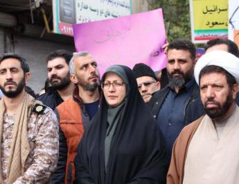 ifmat - Governor admits ordering police to shoot at Iran protesters