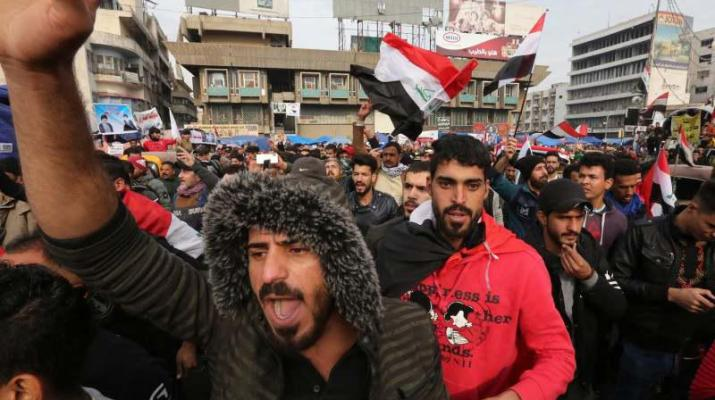 ifmat - Iran regime is facing a backlash in Iraq Lebanon and at home