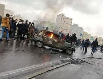 ifmat - Iranian protests are against the brutal regime