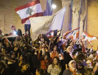 ifmat - Lebanon rises up against Iran