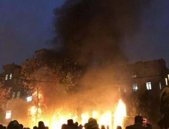 ifmat - Nationwide protests in Iran will erupt again