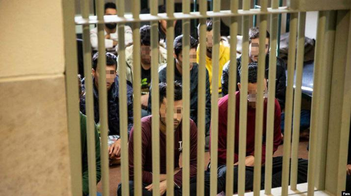 ifmat - Overcrowded prisons and child prisoners in wake of Iran protests