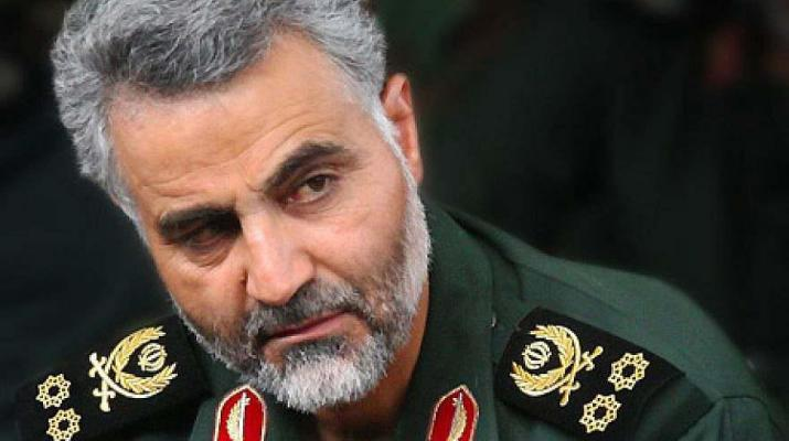 ifmat - Qassem Soleimani controls a multi-national army that is destabilizing the Mideast
