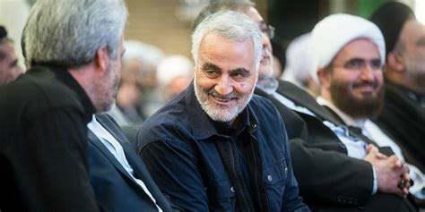 ifmat - Qassem Soleimani visits Baghdad as Iraqi PM resigns