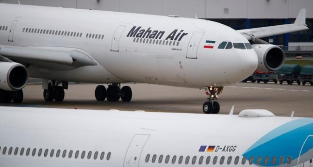 ifmat - US imposes new sanctions on Iran airline over proliferation