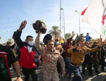 ifmat - Brian Hook says Iran organized Baghdad embassy attack in Desperation