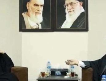 ifmat - Daughter of Qassem Soleimani meets with Nasrallah in Beirut