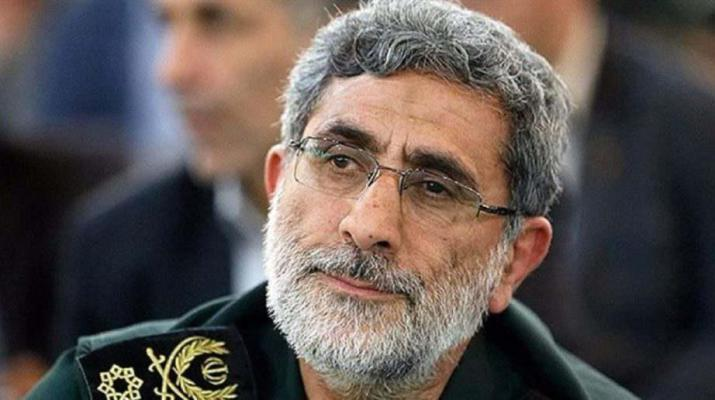 ifmat - Esmail Ghaani says that Iran will continue the course pursued by Soleimani