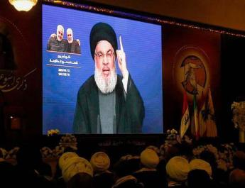ifmat - Hezbollah chief says Iranian allies must work together to avenge Soleimani