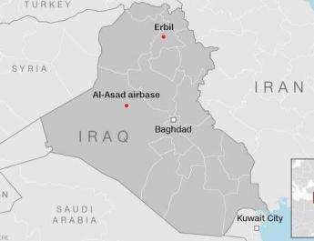 ifmat - Iran attacks Iraqi bases housing US troops