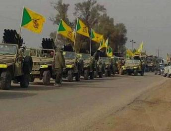 ifmat - Kataeb Hezbollah threatens to kick US forces out of Iraq