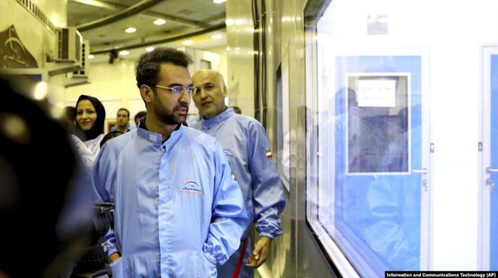 ifmat - Minister says Iran preparing new satellite launch