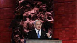 ifmat - Netanyahu urges world to unite to confront Iran