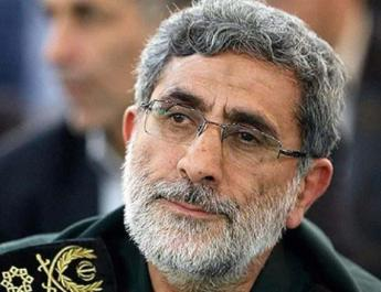 ifmat - New Quds Force commander vows to expel US troops