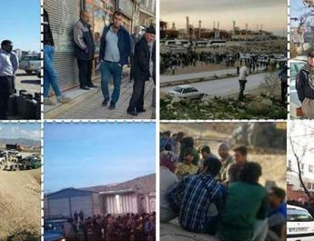 ifmat - Protests by different social sectors continue in Iran