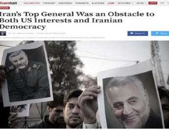 ifmat - Qassem Soleimani was an obstacle to both US interests and Iranian democracy