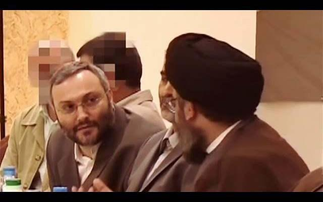 ifmat - Rare video of Soleimani with former Hezbollah commander and Nasrallah