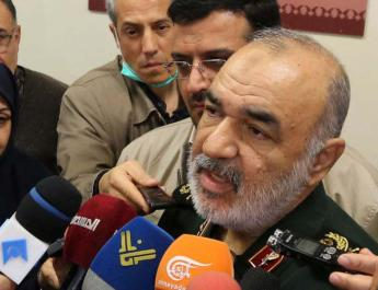ifmat - Salami says Iran is not afraid of war
