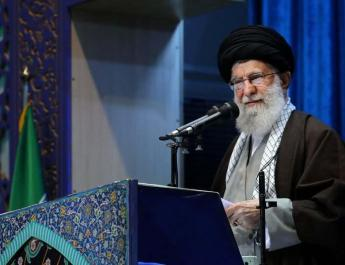 ifmat - Supreme Leader of Iran strikes defiant tone amid month of turmoil