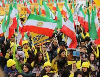 ifmat - Anti-regime rallies around world