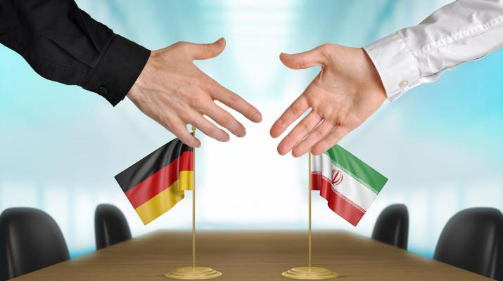 ifmat - Germany cannot stop loving Iran