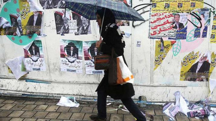 ifmat - Iran harasses intimidates journalists ahead of parliamentary elections