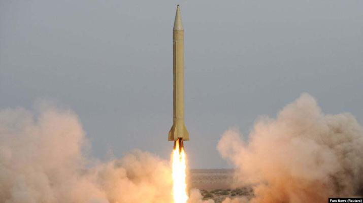 ifmat - Iran is using space launches to develop long-range missiles