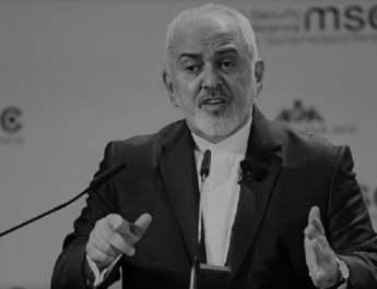 ifmat - Iranian terrorist Javad Zarif accuse MEK of terrorism
