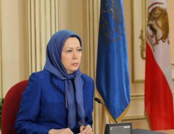 ifmat - Maryam Rajavi on the Iran Uprising