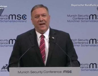 ifmat - Pompeo concerned about Iran hiding coronavirus information