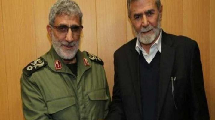 ifmat - Quds Force Chief says No shift in policy on Palestine
